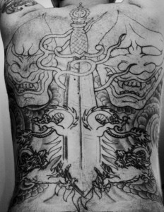histoire tatouage